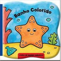 Banho Colorido - Estrela Do Mar