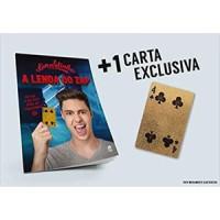 Enaldinho - A lenda do Zap + Carta exclusiva
