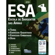 ESSA - Escola de sargentos das armas - 2019
