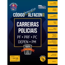 Código Interativo Alfacon Carreiras Policiais 2020