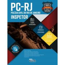 Inspetor de Policia - PC RJ 2020