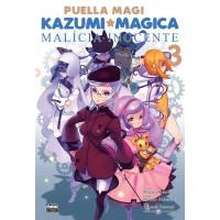Kazumi Magica: Malicia Inocente - Volume 03