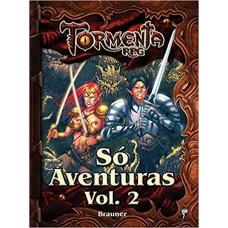 Tormenta: Só Aventuras - Vol.2