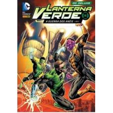 Lanterna Verde: A Guerra dos Anéis 2 de 2