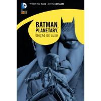 Batman/Planetary: Noite Sobre a Terra – Edição Definitiva