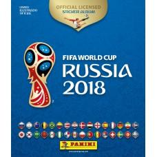 ALBUM FIFA WORLD CUP RUSSIA 2018
