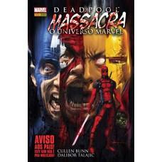 Deadpool: Massacra o Universo Marvel
