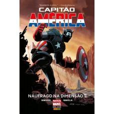 Capitão América: Náufrago Na Dimensão Z