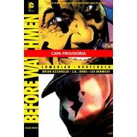 Antes De Watchmen: Comediante & Rorschach