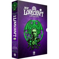 Box HP Lovecraft : Os melhores contos - 3 volumes Ed: out/2020