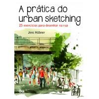prática do urban sketching