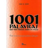 1001 palavras que você precisa saber em inglês