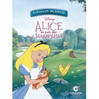 Livro Médio Histórias - Alice