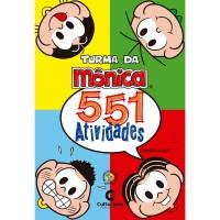 551 ATIVIDADES TURMA DA MONICA
