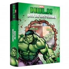 BOX DE HISTORIAS HULK