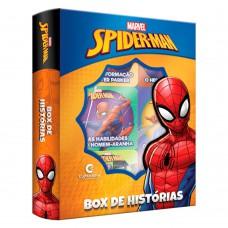 BOX DE HISTORIAS HOMEM-ARANHA