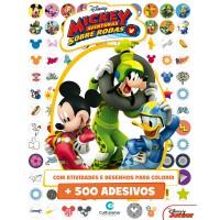 500 ADESIVOS DISNEY MICKEY