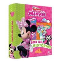 BOX DE HISTORIAS MINNIE