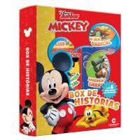 BOX DE HISTORIAS MICKEY