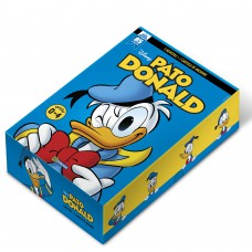 BOX HQ DISNEY DONALD - ED. 0 A 4