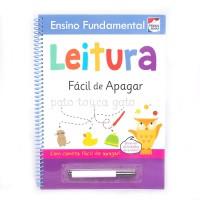 Ensino fundamental - Fácil de apagar: Leitura