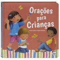 Meu primeiro livro de...Orações para crianças
