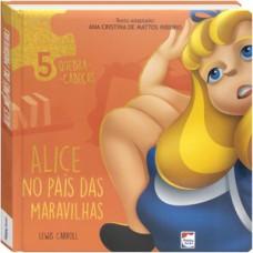 Clássicos em quebra-cabelas: Alice no país das maravilhas