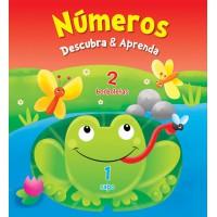 Números : Descubra & aprenda